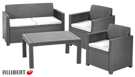 Luxus-Lounge-Set